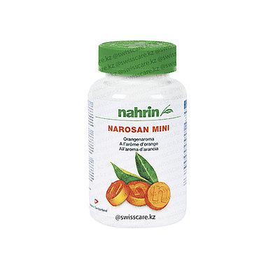 Конфеты Наросан Мини Витамины для детей и взрослых Нарин Nahrin (Оригинал-Швейцария)