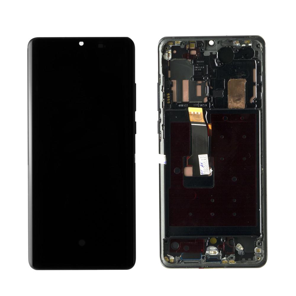 Дисплей Huawei P30 Pro в сборе с рамкой, Black