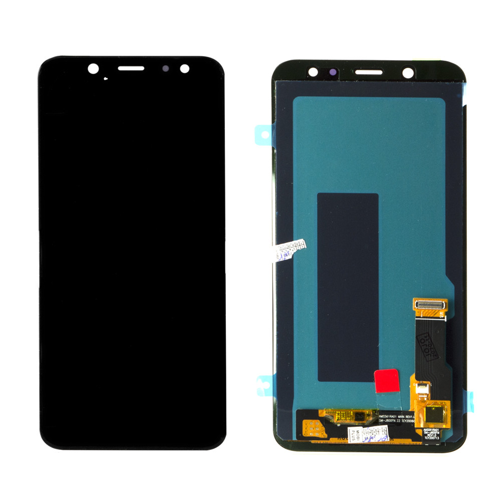 Дисплей Samsung Galaxy A6 (2018) A600 Oled в сборе, Black