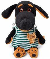 Собака Ваксон BABY в футболке с кошечкой