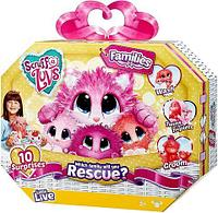 Набор игрушек-питомцев «Семейка Няшек-Потеряшек» Scruff a Luvs Family Pack