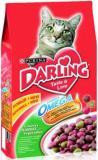 Darling Дарлинг сухой корм для кошек Домашняя птица, 2 кг