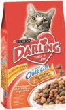 Darling Птица и овощи, 10 кг Дарлинг сухой корм для кошек