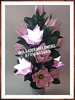 Большие цветы для интерьера. Светильник - ночник Магнолия. Creativ 71