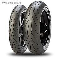 Мотошина Pirelli Diablo Rosso III 190/55 R17 75W TL Rear Спорт