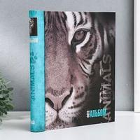 Фотоальбом магнитный 'Тигр' 20 листов 23х28 см