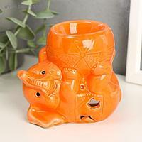 "Аромалампа керамика ""Слонёнок с мячом"" МИКС 8,5х9х6 см"