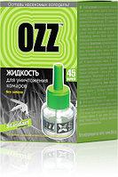 """Жидкость """"OZZ STANDART"""" для уничтожения комаров 45 ночей."""