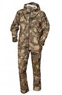 Костюм мужской летний для охоты и рыбалки ОКРУГ БОР (ткань алова, камуфляж), размер 58