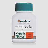 Манжиштха, очищение крови, 60 таб, производитель Хималая