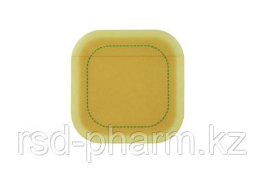 Гидроколлоидное раневое покрытие Грануфлекс Сигнал (Granuflex Signal)  10х10 см