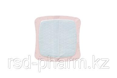 Аквасель Фоум с серебром с силиконовым адгезивом (Aquacel Foam Ag, adh)
