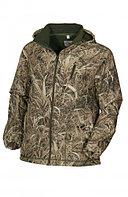 Куртка мужская демисезонная ОКРУГ Заря +15°C (ткань софтшелл, камыш), размер 58