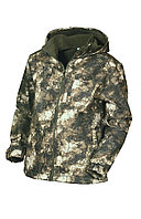 Куртка мужская демисезонная ОКРУГ Заря +15°C (ткань виндблок, кмф.зеленый), размер 56