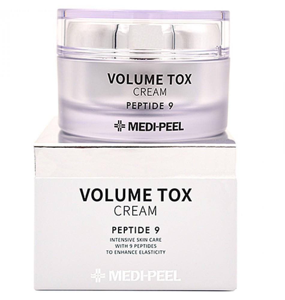 Medi-peel Омолаживающий крем с пептидами  Peptide9 Volume Tox Cream