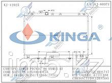 Радиатор охлаждения TOYOTA NADIA XN10 98-03 2.0л
