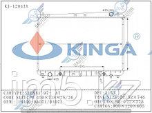 Радиатор охлаждения TOYOTA SIENNA XL10 97-02 3.0л