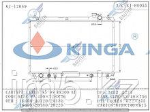 Радиатор охлаждения TOYOTA HIGHLANDER XU20 00-03 3.0л
