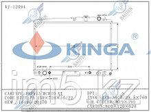 Радиатор охлаждения TOYOTA ESTIMA XR30 XR40 00-05 3.0л