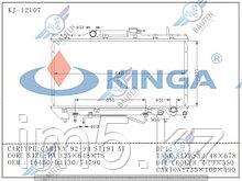 Радиатор охлаждения TOYOTA CALDINA T190 92-97