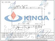 Радиатор охлаждения TOYOTA CELICA T200 93-99 2.0/1.8л