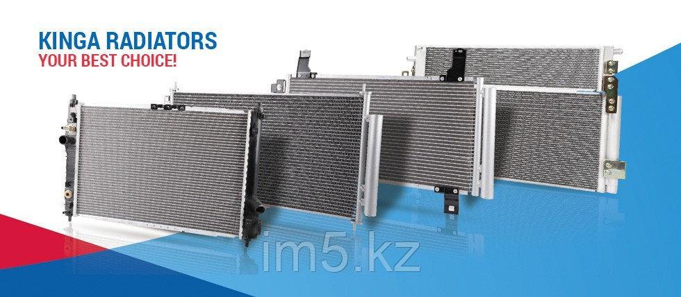 Радиатор охлаждения TOYOTA LAND CRUISER J80 95-97 4.2л диз
