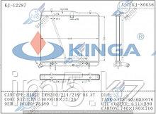 Радиатор охлаждения TOYOTA HIACE H200 04- 2.7л