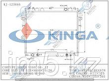 Радиатор охлаждения TOYOTA FORTUNER AN50 AN60 04-15 4.0л
