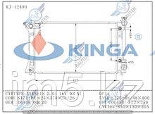Радиатор охлаждения TOYOTA AVENSIS T250 03-09 2.0/2.4л