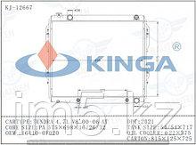 Радиатор охлаждения TOYOTA TUNDRA 00-06 4.7л