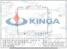 Радиатор охлаждения TOYOTA FORTUNER AN50 AN60 04-15 2.0/2.5л диз