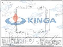 Радиатор охлаждения TOYOTA FORTUNER AN50 AN60 04-15 2.7л