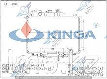 Радиатор охлаждения MITSUBISHI DELICA L300 86-94