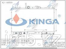Радиатор охлаждения MITSUBISHI LEGNUM EA1 96-05