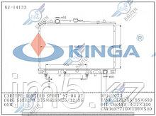 Радиатор охлаждения MITSUBISHI CHALLENGER PA 96-08 2.8л диз