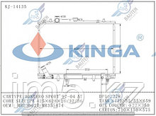 Радиатор охлаждения MITSUBISHI MONTERA SPORT PA 96-08