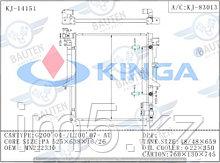 Радиатор охлаждения MITSUBISHI L200 KB4T 05-16