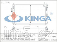 Радиатор охлаждения MITSUBISHI ASX GA4W 10-
