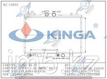Радиатор охлаждения NISSAN TIIDA C11 04-12