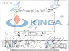 Радиатор охлаждения NISSAN ALMERA N15 95-00