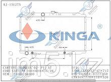 Радиатор охлаждения NISSAN ALMERA N16 00-06