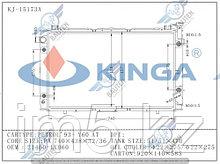 Радиатор охлаждения NISSAN PATROL Y60 87-97 4.2л