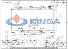 Радиатор охлаждения NISSAN PATROL Y61 97-13 2.8/3.0л диз