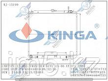 Радиатор охлаждения NISSAN PATHFINDER R51 05-12 4.0л