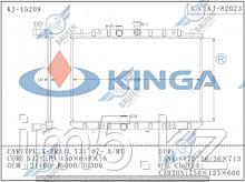 Радиатор охлаждения NISSAN X-TRAIL T31 07-13 2.0/2.5л