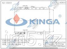 Радиатор охлаждения NISSAN X-TRAIL T30 00-07 2.0/2.5л