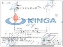 Радиатор охлаждения NISSAN NP300 D22 08-15