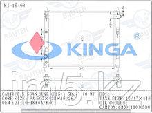 Радиатор охлаждения NISSAN TIIDA C12 11-