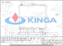 Радиатор охлаждения NISSAN PATHFINDER R51 05-12 2.5л диз