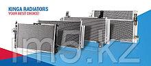 Радиатор охлаждения HONDA FIT GD 01-08